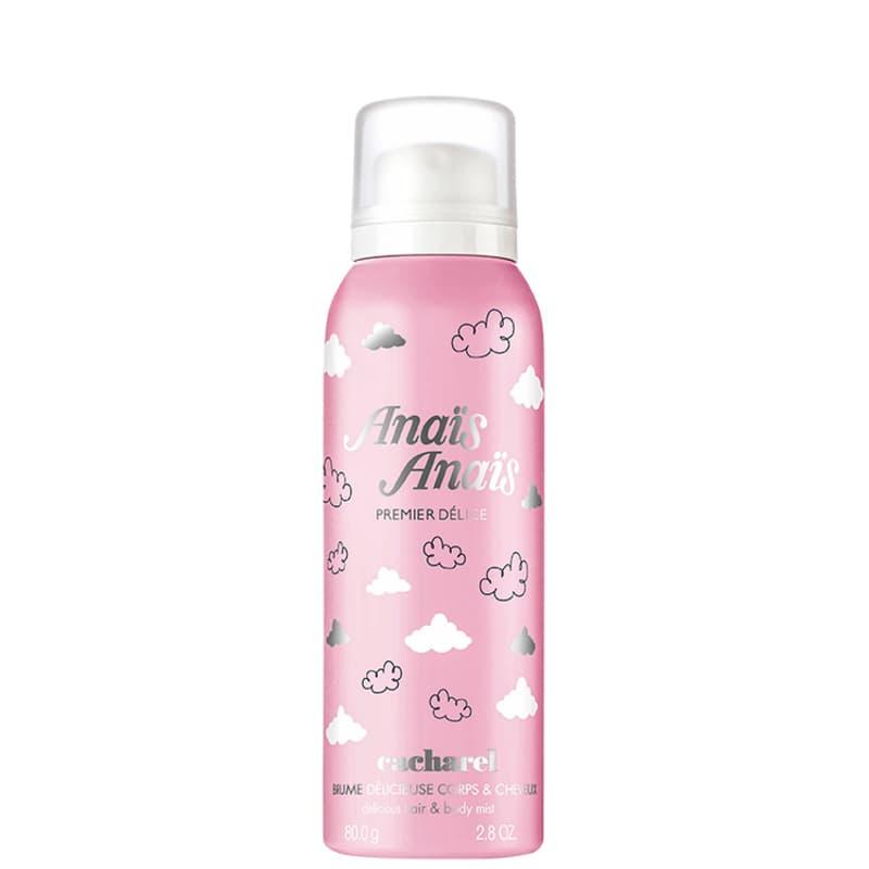 Cacharel Anaïs Anaïs Premier Dèlice Body And Hair Mist - Perfume para Cabelo 125ml