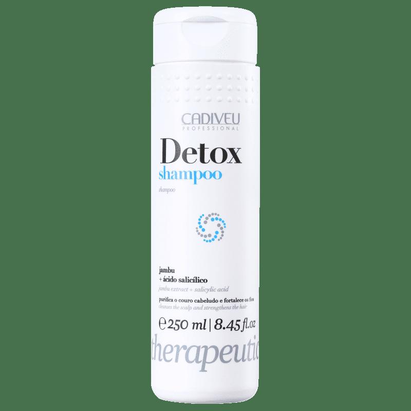 Cadiveu Professional Detox - Shampoo Antirresíduo 250ml