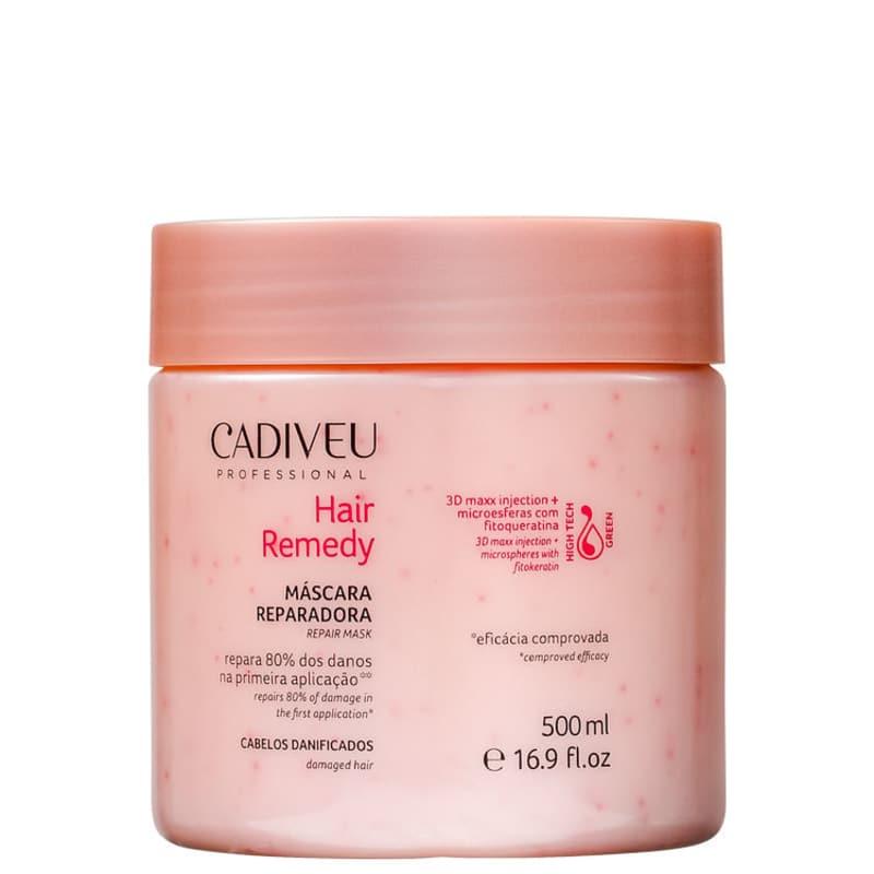 Cadiveu Professional Hair Remedy - Máscara Capilar 500ml