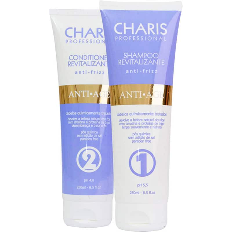 Charis Anti Age Duo Kit (2 Produtos)