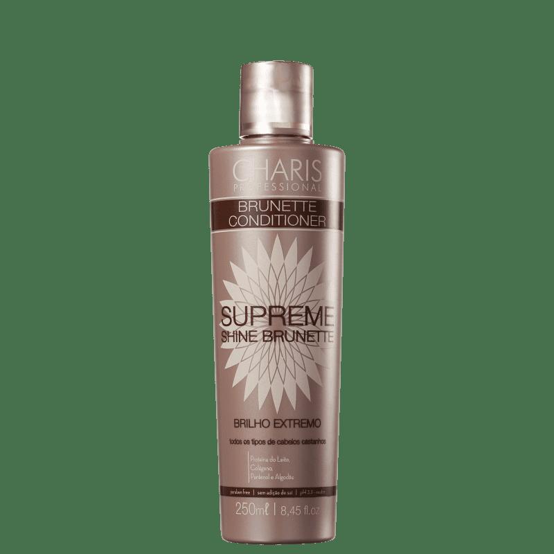 Charis Brunette Supreme Shine - Condicionador 250ml