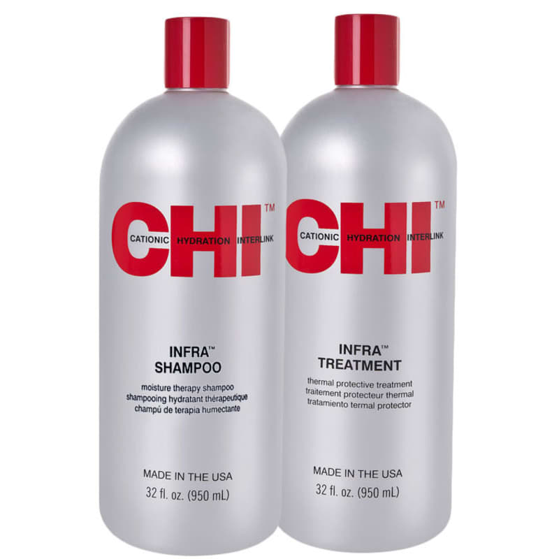 Kit CHI Infra Collection Infra Duo (2 Produtos)
