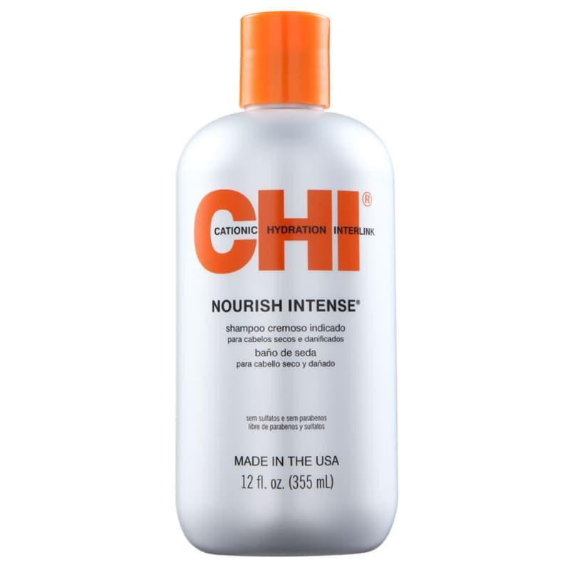 CHI Nourish Intense - Shampoo sem Sulfato 350ml