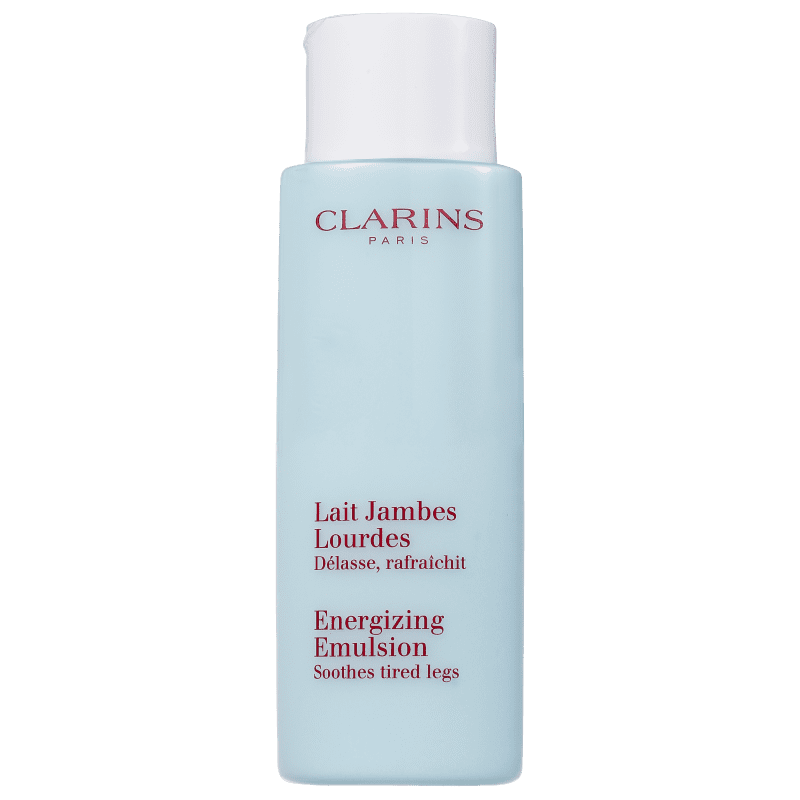 Clarins Energizing Emulsion - Loção para Pernas 125ml