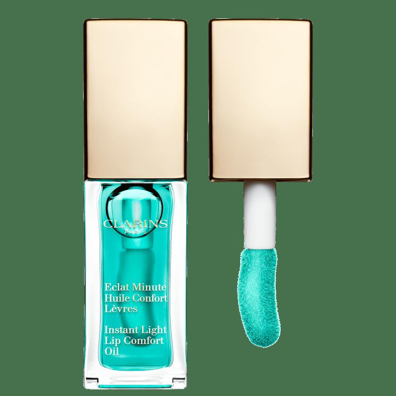 Clarins Instant Light Lip Comfort Oil 06 Mint - Hidratante Labial 7ml