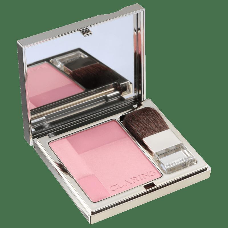 Clarins Prodige Illuminating Cheek Colour 03 Miami Pink - Blush Natural