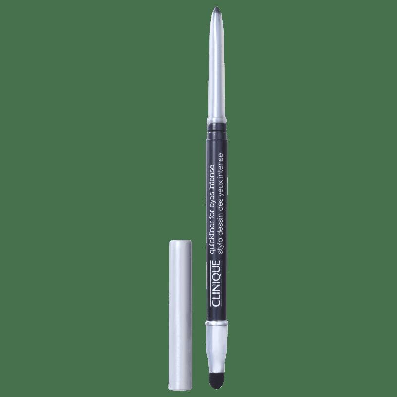 Clinique Quickliner for Eyes Intense Black - Lápis de Olho 28g