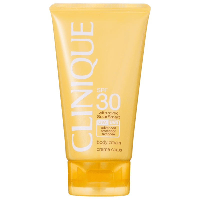 Clinique Sun Care Body Cream FPS 30 - Protetor Solar em Creme 150ml