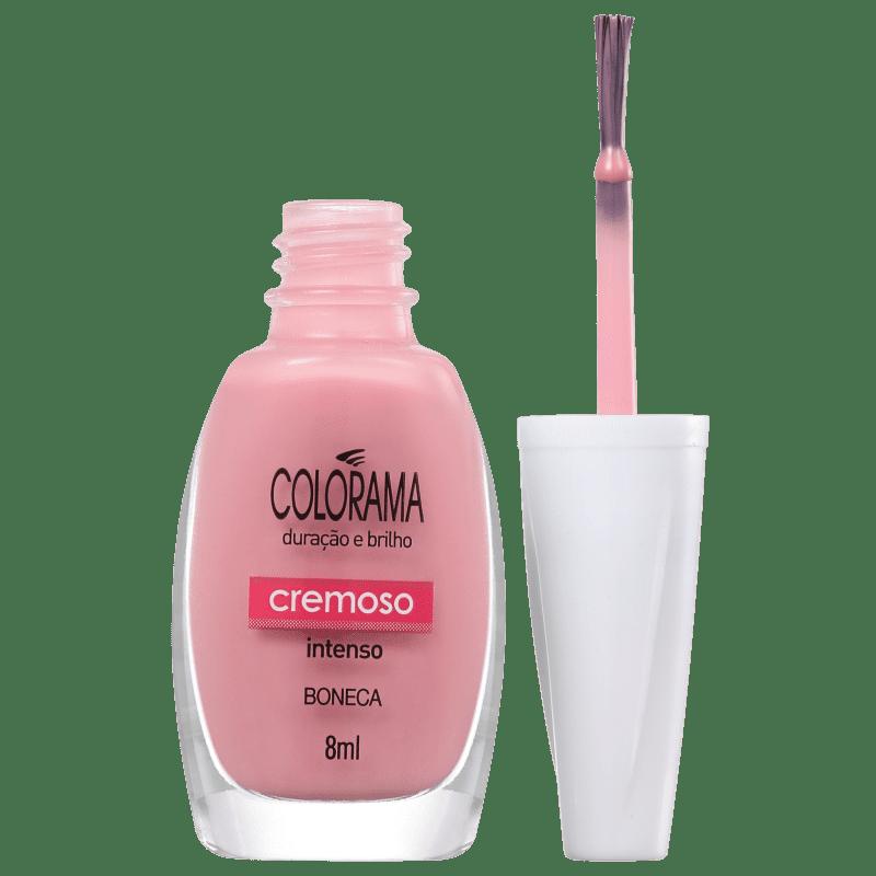 Colorama Boneca - Esmalte Cremoso 8ml