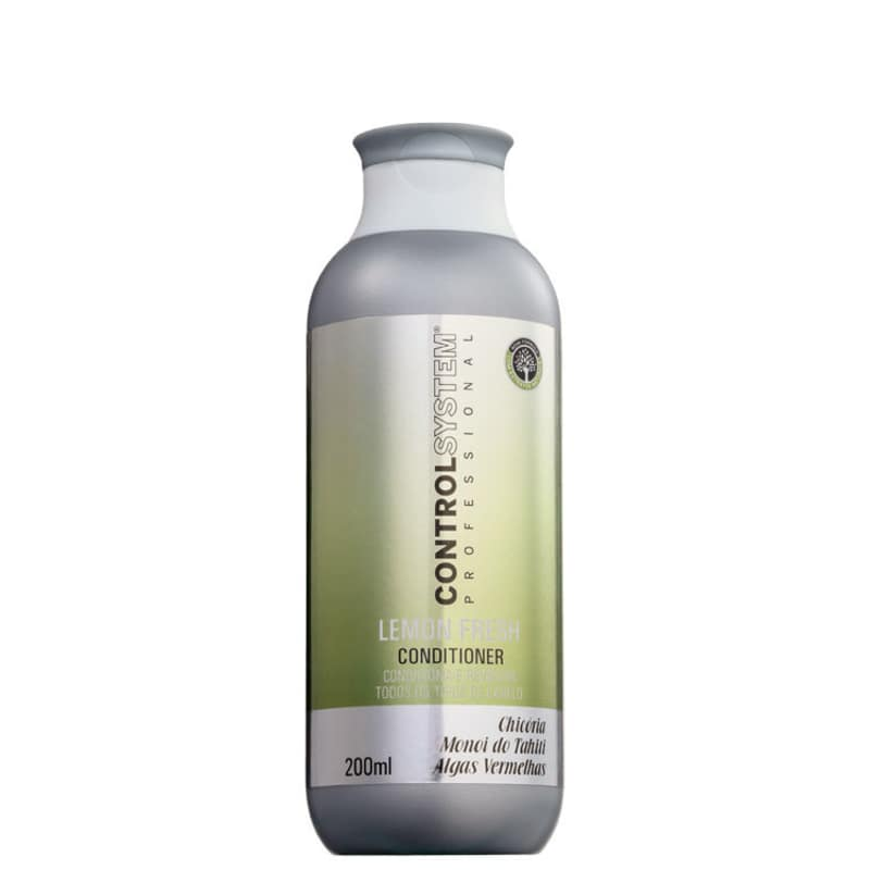 Control System Lemon Fresh - Condicionador 200ml