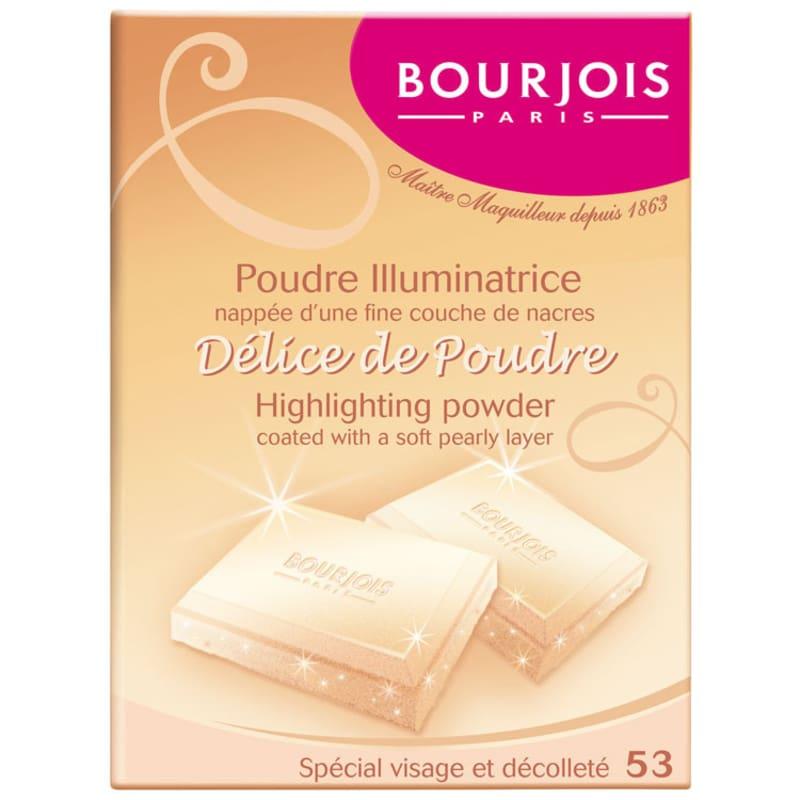 Bourjois Délice de Poudre Illuminatrice - Pó Compacto Iluminador