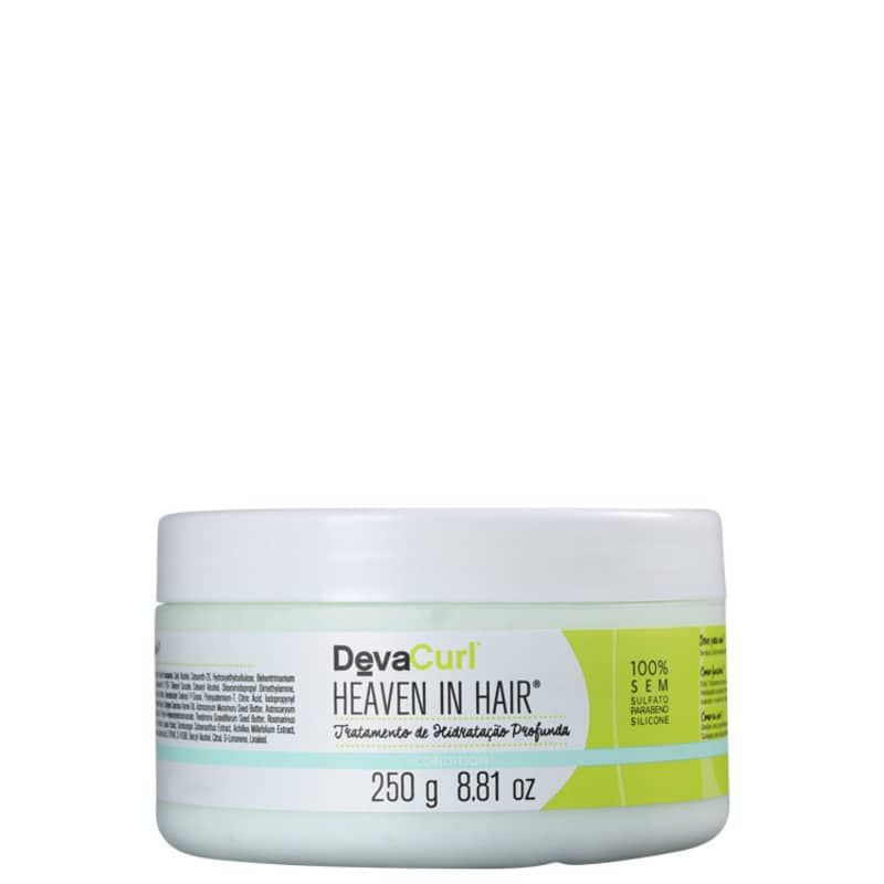Deva Curl Heaven In Hair - Tratamento Capilar 250g