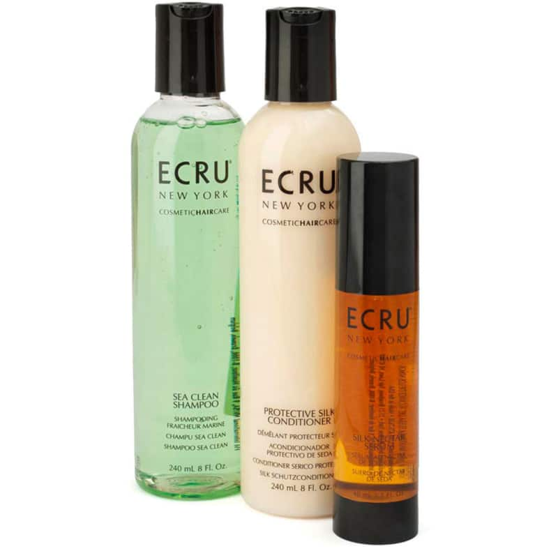 Ecru New York Sea Protective Nectar Kit (3 Produtos)