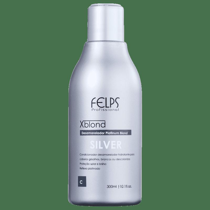 Felps Profissional XBlond Silver - Condicionador 300ml