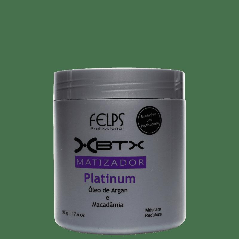 Felps Profissional XBTX Platinum - Redutor de Volume 500g