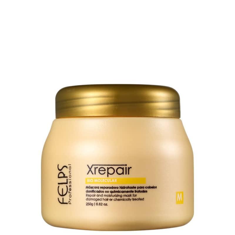 Felps Profissional XRepair Bio Molecular - Máscara Capilar 250g