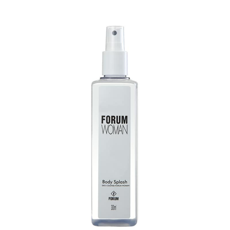 Forum Woman Body Splash - Body Spray Feminino 300ml
