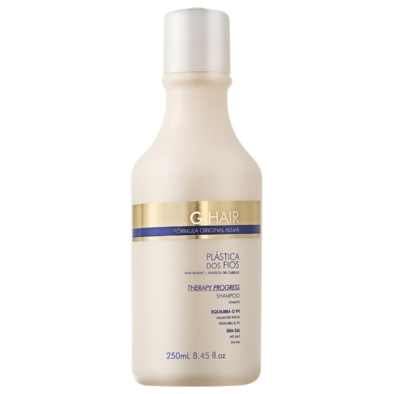 G. Hair Therapy Progress - Shampoo 250ml