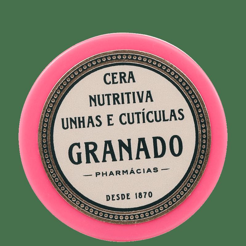 Granado Pink Cera Nutritiva - Hidratante para Unhas e Cutículas 7g