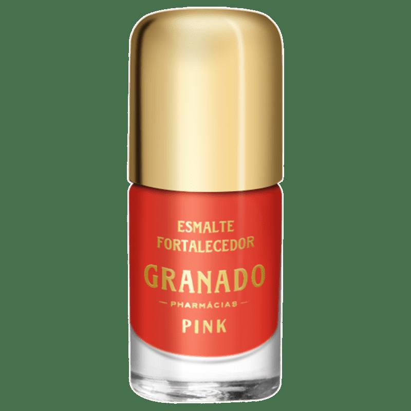 Granado Pink Fortalecedor Ava - Esmalte 10ml