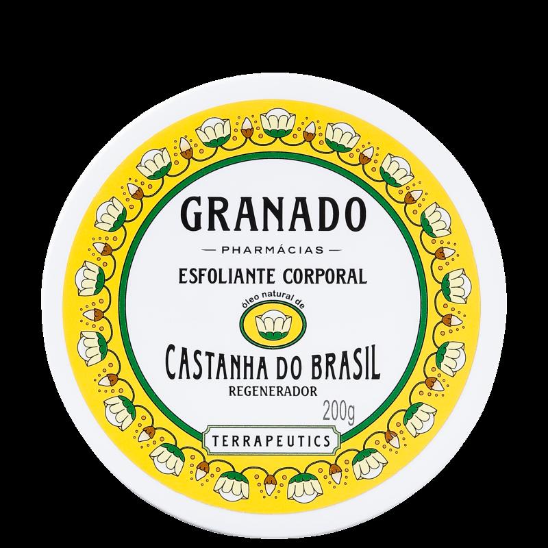 Granado Terrapeutics Castanha do Brasil Regenerador - Esfoliante Corporal 200g
