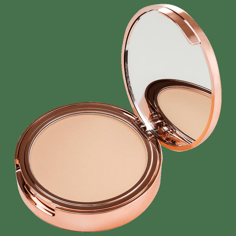 Hot MakeUp Touch Me Up TU15 - Pó Compacto Matte 7g