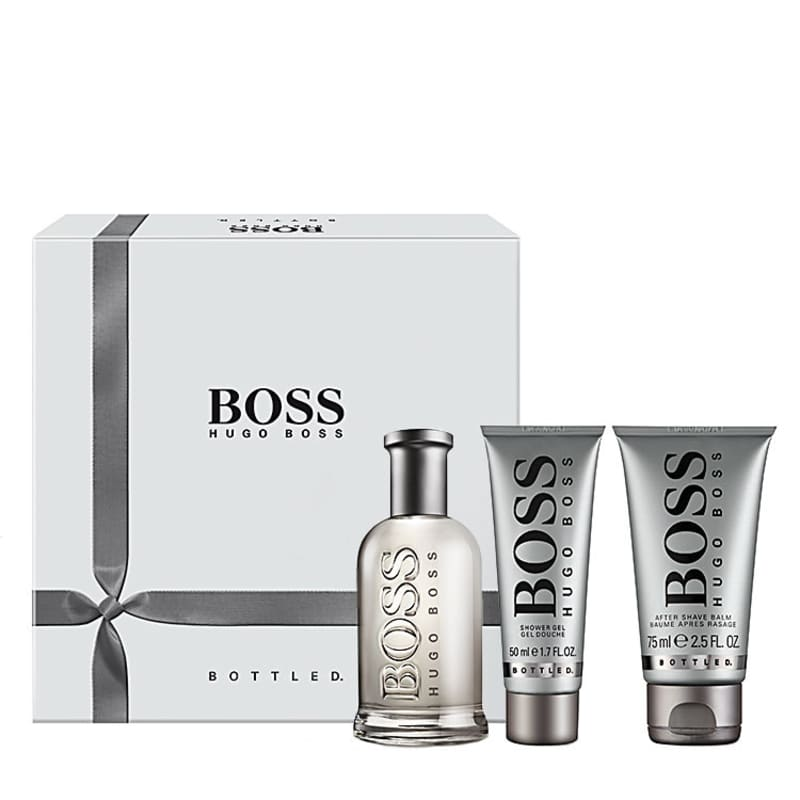 Estojo Boss Bottled Night Hugo Boss Eau de Toilette Masculino 100 Ml