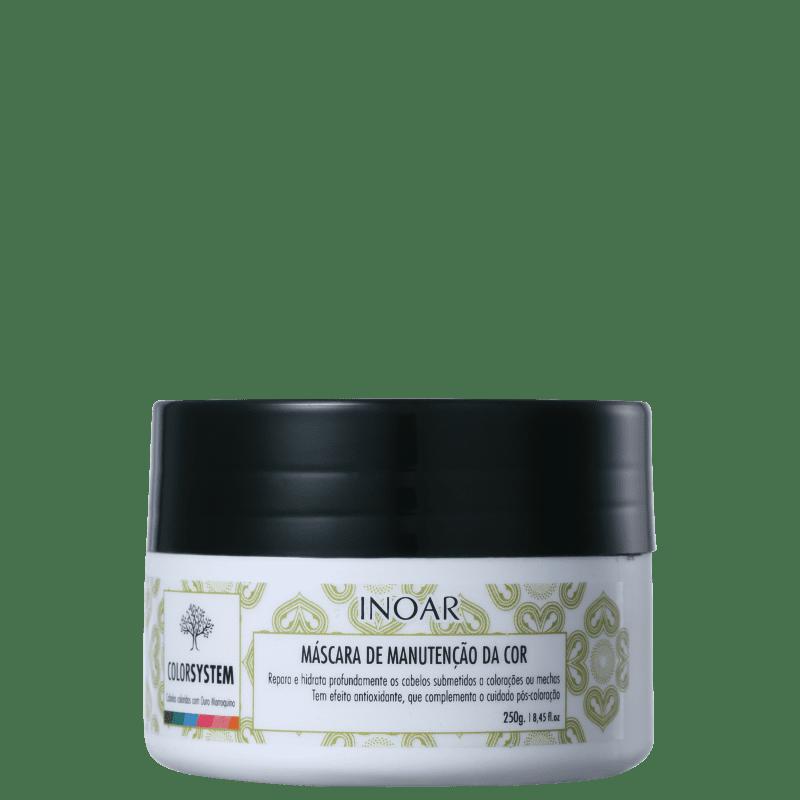 Inoar Color System - Máscara Capilar 250g