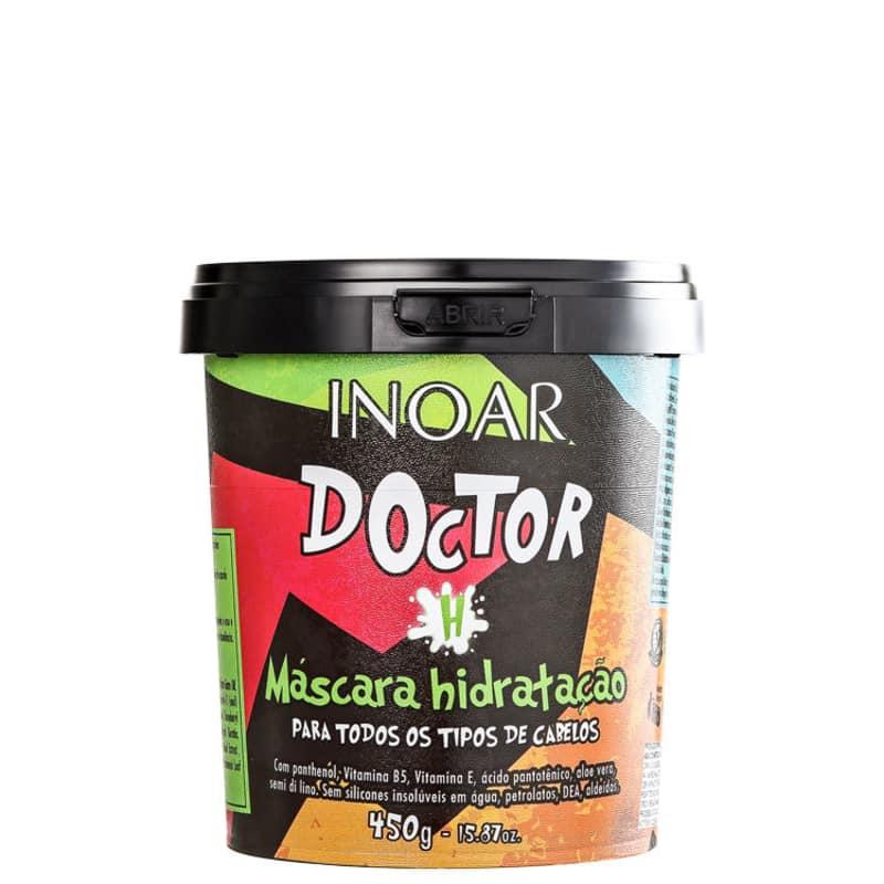 Inoar Doctor - Máscara de Hidratação 450g
