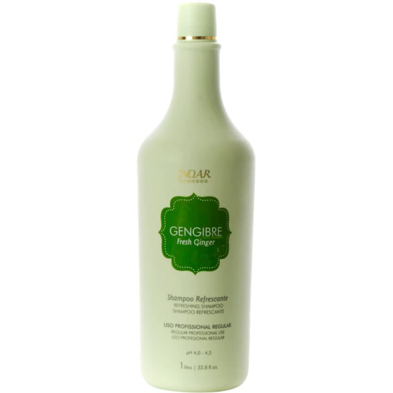 Inoar Gengibre Fresh Ginger - Shampoo 1000ml