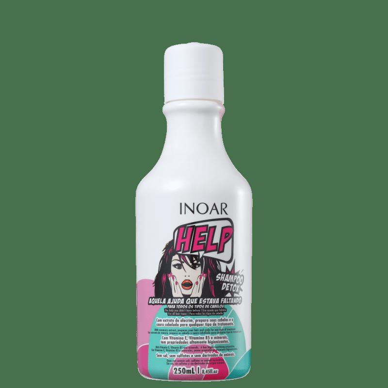 Inoar Help Detox - Shampoo 250ml