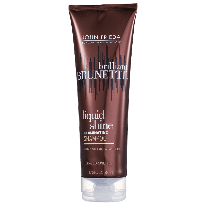 John Frieda Brilliant Brunette Liquid Shine Illuminating - Shampoo 250ml
