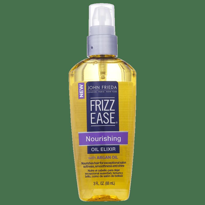 John Frieda Frizz-Ease Nourishing Oil Elixir - Óleo Capilar 88ml