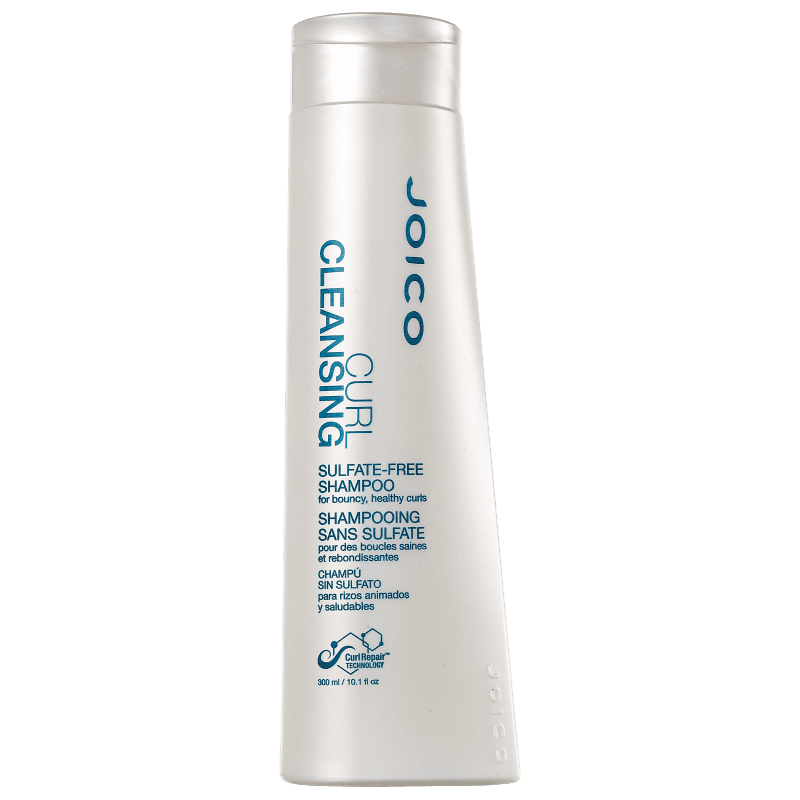 Joico Curl Cleansing - Shampoo sem Sulfato 300ml