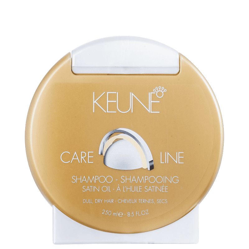 Keune Care Line Satin Oil - Shampoo 250ml