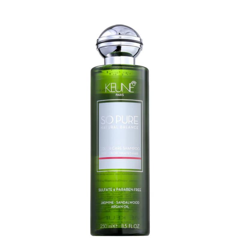Keune So Pure Color Care - Shampoo sem Sulfato 250ml