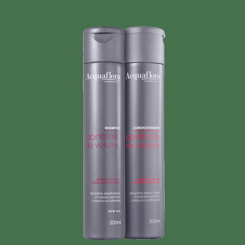 Kit Acquaflora Controle do Volume Duo (2 Produtos)