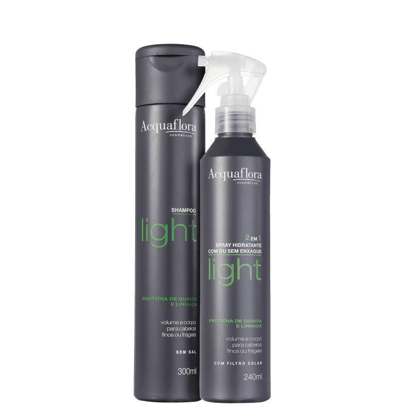 Kit Acquaflora Light Duo (2 Produtos)