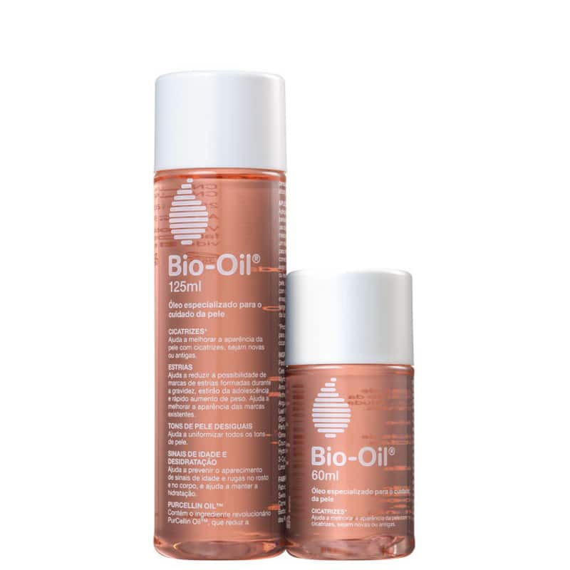 Kit Bio-Oil Regenerador (2 produtos)