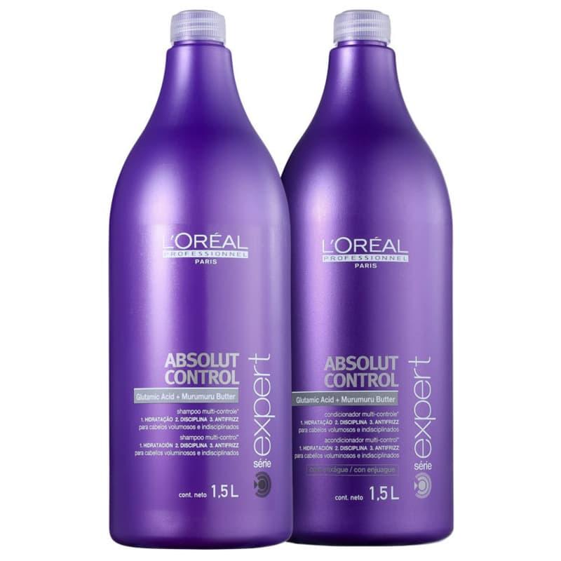 Kit L'Oréal Professionnel Expert Absolut Control Duo Salon (2 Produtos)