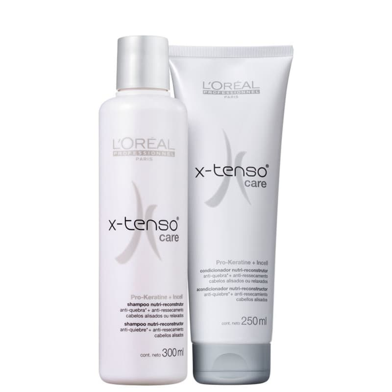 Kit L'Oréal Professionnel X-Tenso Care Duo (2 Produtos)