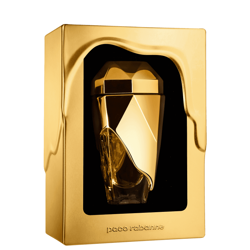 Lady Million Paco Rabanne Edição de Colecionador Eau de Parfum - Perfume Feminino 80ml
