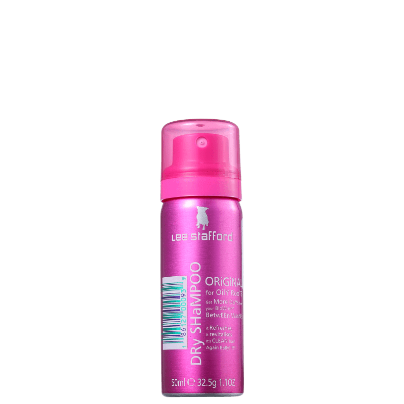 Lee Stafford Dry Shampoo Original - Shampoo a Seco 50ml