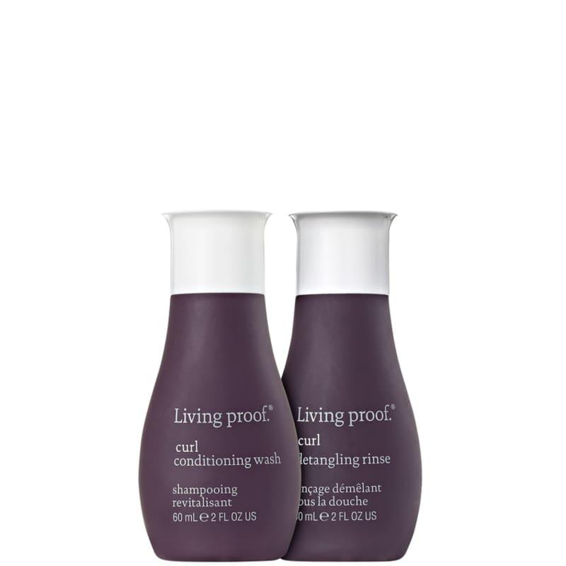 Kit Living Proof Curl Duo Travel (2 Produtos)