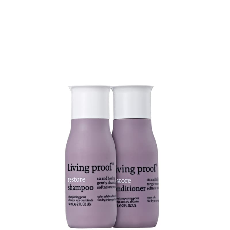 Living Proof Restore Duo Travel Kit (2 Produtos)