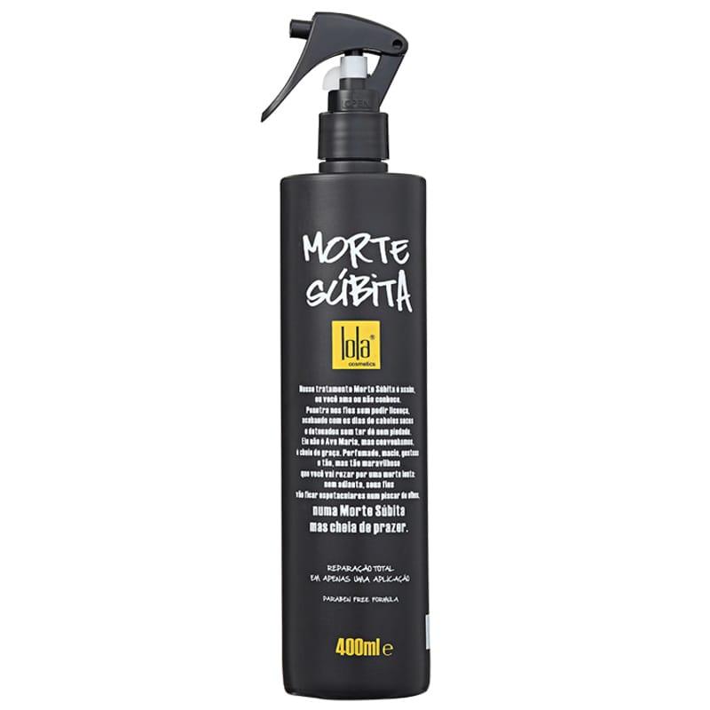 Lola Cosmetics Morte Súbita - Spray Reparador de Pontas 400ml