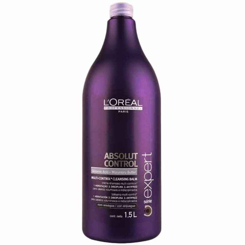 L'Oréal Professionnel Absolut Control Cleansing Balm - Shampoo Creme 1500ml