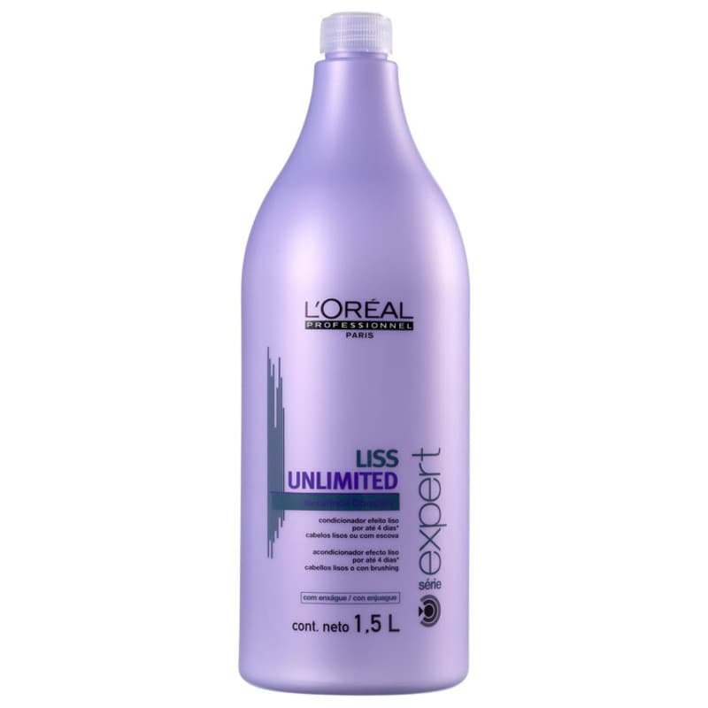 L'Oréal Professionnel Expert Liss Unlimited - Condicionador 1500ml