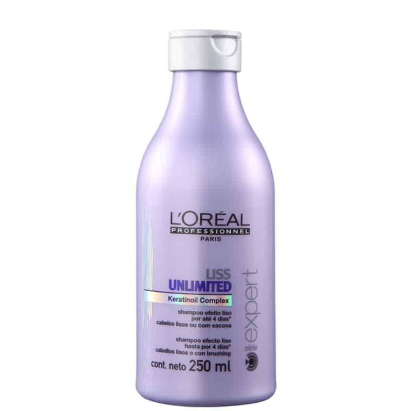 L'Oréal Professionnel Expert Liss Unlimited - Shampoo 250ml