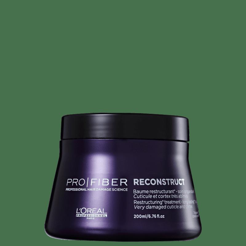 L'Oréal Professionnel Pro Fiber Reconstruct - Máscara de Reconstrução 200ml